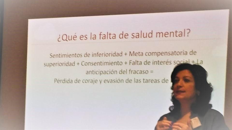 18157929_10211427737201184_8737379899960275301_n Introducción a la Psicología Adleriana; Anabella Shaked