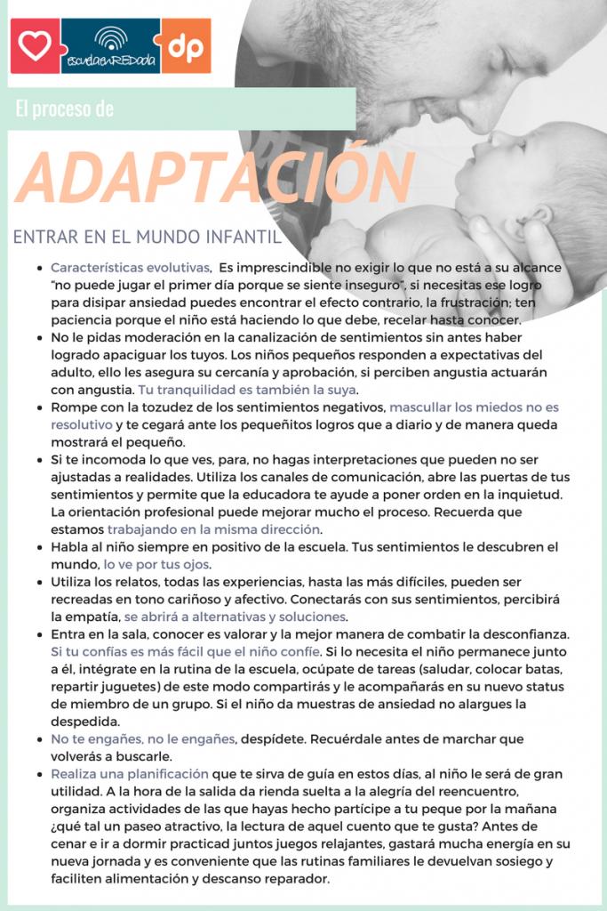 Respetando-al-niño-2 Proceso de adaptación a Escuela Infantil Gran Vía