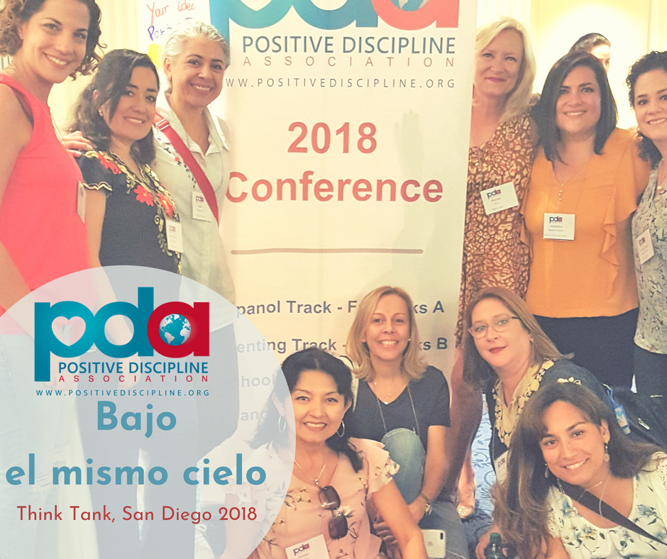 Bajo-el-mismo-cielo-2 Think Tank 2018, Conferencia Anual de Disciplina Positiva